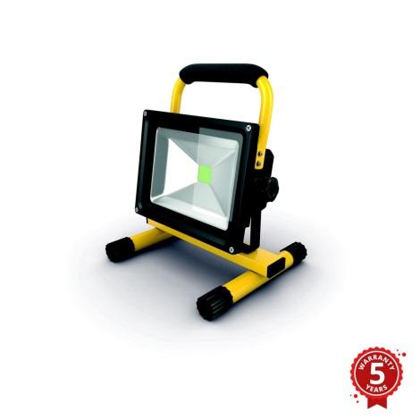 APLED - LED Reflektor AKU LED/20W/230V IP65 6000K