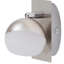 Briloner 2045-012 - LED Wand-Spotlight LED/3,7W/230V