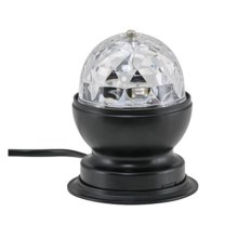 Briloner 7347-015 - LED Tischlampe Diskokugel DISCO LIGHT 1xE27/3W/230V