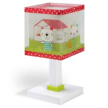 Dalber D-11671 - Kinderleuchte MY SWEET HOME 1xE14/40W/230V