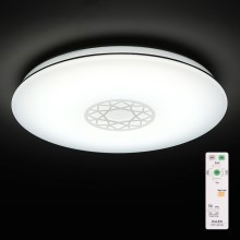 Dalen DL-C216TW - LED Dimmbare Deckenleuchte SMART LED LED/38W/230V
