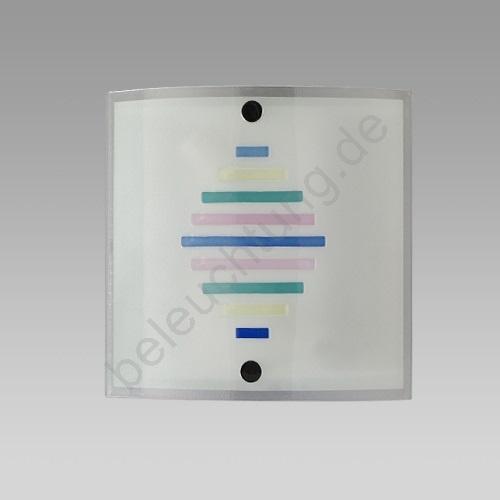 Deckenleuchte cappello 2xe27 40w 230v farbig for Deckenleuchten farbig