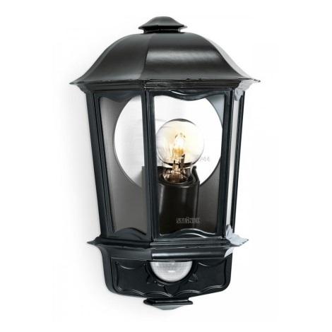 deckenleuchte mit sensor l 190 s schwarz beleuchtung. Black Bedroom Furniture Sets. Home Design Ideas
