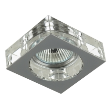 Downlight 71008 chrom 1xGU10/50W