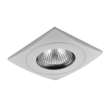 Downlight 71021 1xGU10/50W weiß