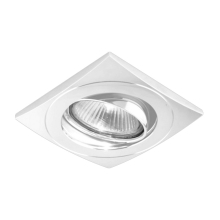 Downlight 71030 1xGU10/50W weiß