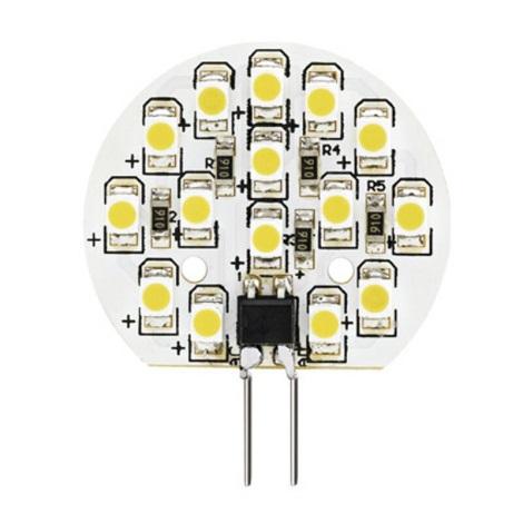 EGLO 12476 - LED-Leuchtmittel G4/1,5W/12V AC 4000K