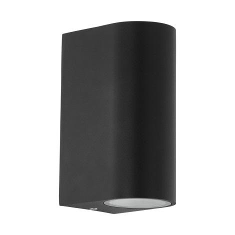 Eglo 34004 - LED Auβen-Wandbeleuchtung CALVILLO 2xGU10/3W/230V IP44