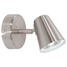 Eglo 75141 - LED Wand-Spotlight TRAVALE 1xGU10/3,3W/230V