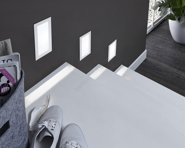 led beleuchtung treppenstufen. Black Bedroom Furniture Sets. Home Design Ideas