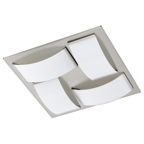 Eglo 94888 - LED Badezimmer-Deckenleuchte WASAO 1 4xLED/5,4W/230V