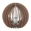 Eglo 94956 - Tischlampe COSSANO 1xE27/60W/230V
