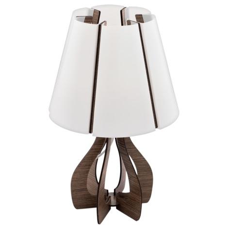Eglo 95795 - Tischlampe COSSANO 1xE14/40W/230V