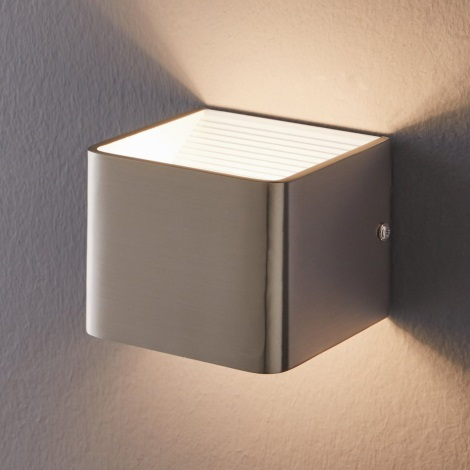 Eglo 96047 - LED Wandleuchte SANIA 3 LED/6W/230V