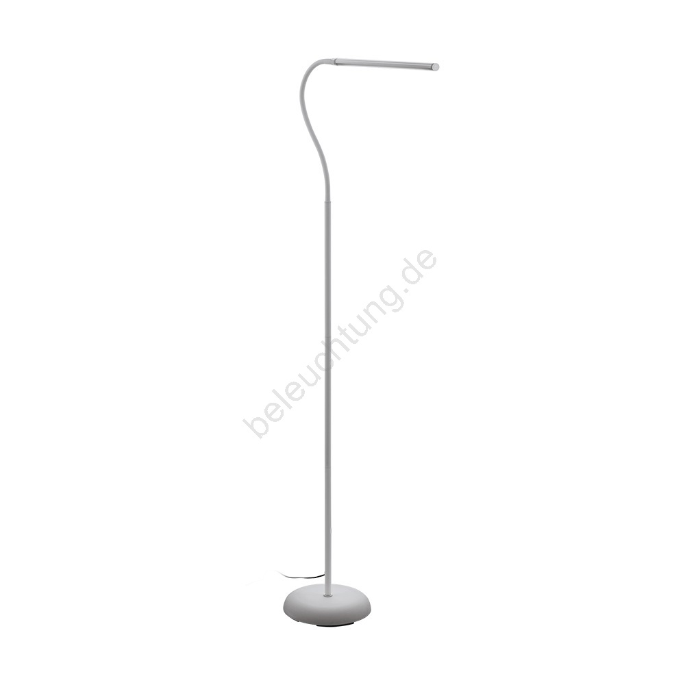 Eglo 96436 Led Stehlampe Laroa Led 4 5w 230v Weiss Beleuchtung De