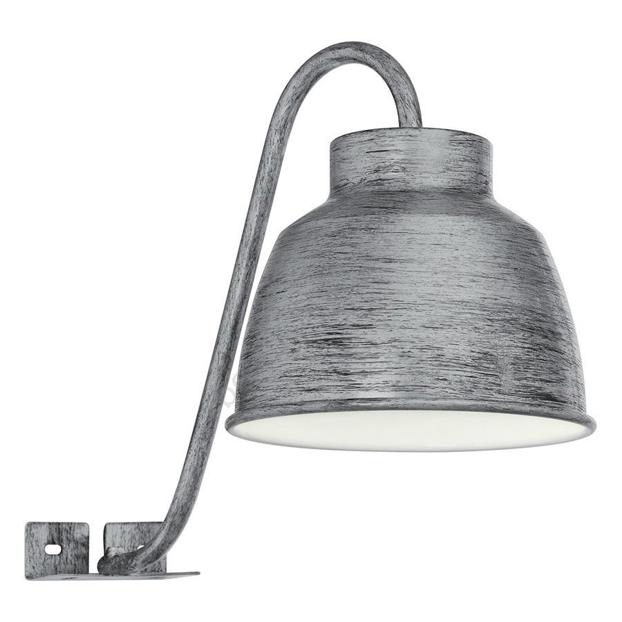 Eglo 96887 - LED Badezimmer Wandleuchte EPILA 1xGU10/3,3W/230V IP44