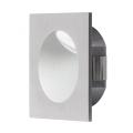 Eglo 96902 - LED Treppenleuchte ZARATE 1xLED/2W/230V