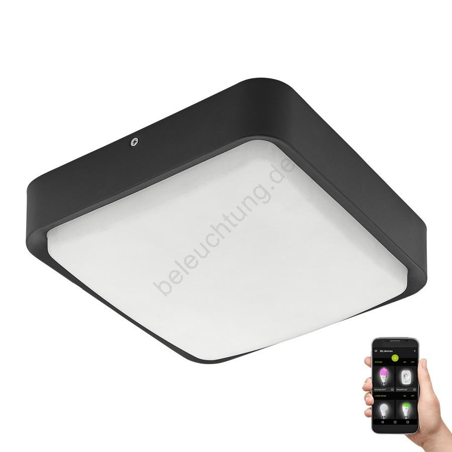 Eglo 97295 - LED Badezimmer Deckenleuchte PIOVE-C LED/14,6W/230V ...