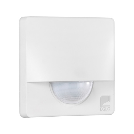 Eglo 97464 - Außen Bewegungssensor DETECT ME 3 12 m weiß IP44