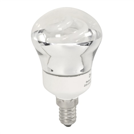 Energiesparlampe E14/7W/230V 2700K