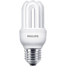 Energiesparlampe Philips E27/8W/230V  400lm 6500K