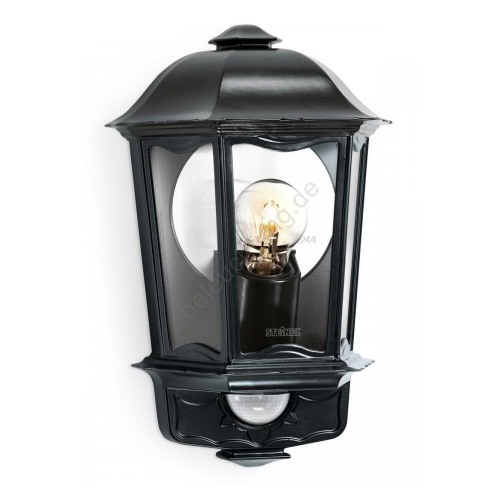 deckenleuchte mit sensor l 190 s schwarz beleuchtung prezent. Black Bedroom Furniture Sets. Home Design Ideas