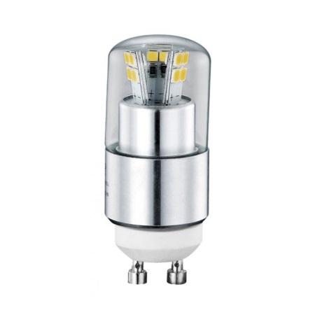 globo 10778 led lampe gu10 4w 230v beleuchtung. Black Bedroom Furniture Sets. Home Design Ideas
