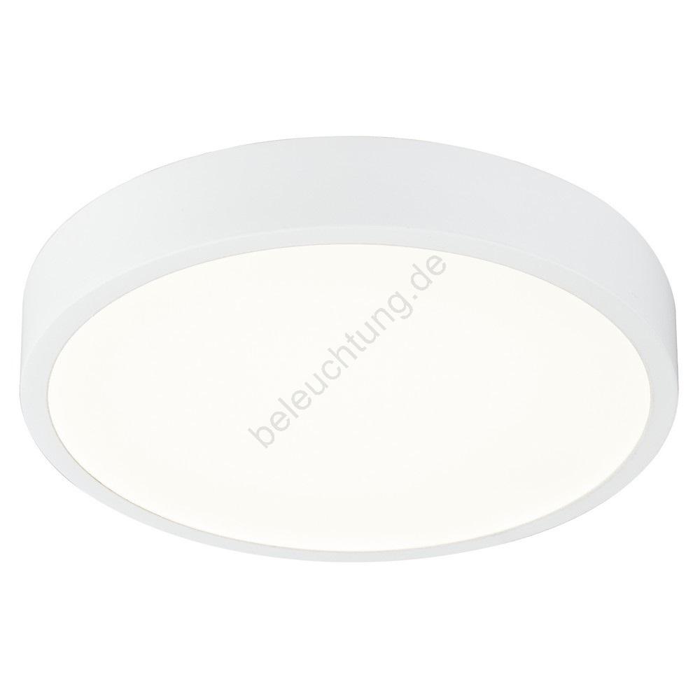 Globo 16-16 - LED Dimmbare Badezimmer Deckenleuchte ARCHIMEDES  LED/16W/16V IP16