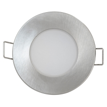 Greenlux GXLL025 - LED Bad-Deckenleuchte BONO ROUND LED/5W/230V IP65