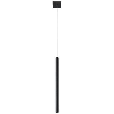 Hängeleuchte PASTELO 1 1xG9/40W/230V schwarz
