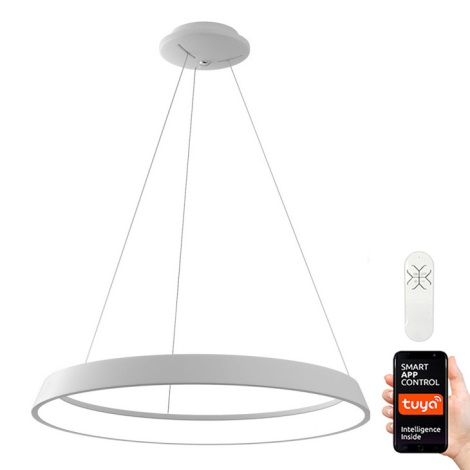 Immax NEO - Dimmbare LED Hängeleuchte LIMITADO LED/39W/230V 60 cm+Fernbedienung Tuya
