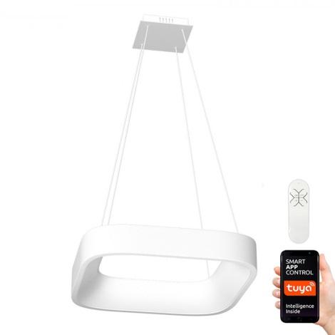 Immax NEO - LED Dimmbarer Kronleuchter an Schnur TOPAJA LED/47W/230V + Fernbedienung Tuya