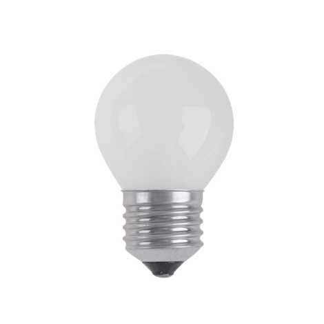 Industrie-Glühbirne BALL FROSTED E27/60W/230V