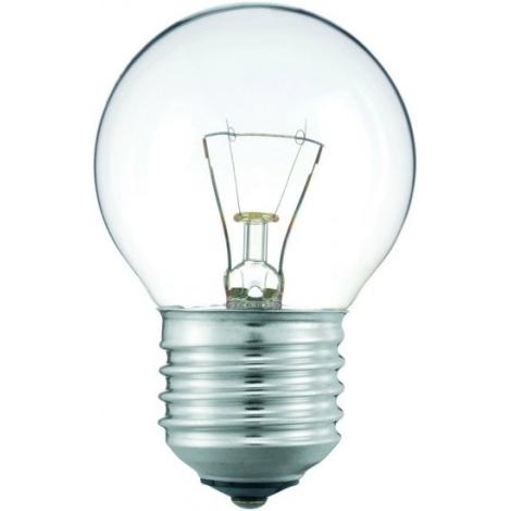 Industrie-Glühlampe E27/25W klar