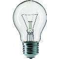 Industrielampe CLEAR E27/40W/240V
