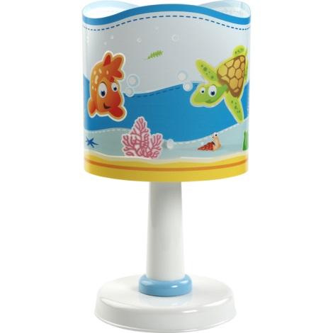 klik 60331 tischleuchte aquarium e14 40w 230v. Black Bedroom Furniture Sets. Home Design Ideas