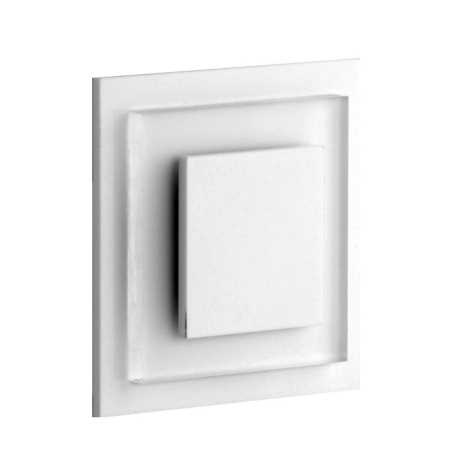 LDST SU-01-B-BC8 - Treppenhausleuchte SUNNY 8xLED/1,2W/230V