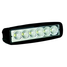 LED Arbeitsleuchte EPISTAR LED/18W/10-30V IP67 6000K