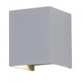 LED Auβenlampe 1xLED/12W/230V IP54