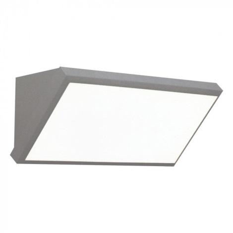 LED-Außenwandleuchte 1xLED/12W/230V IP65 3000K