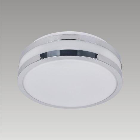 led bad deckenlampe nord 1xled 18w 230v chrom beleuchtung. Black Bedroom Furniture Sets. Home Design Ideas
