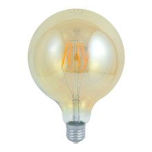 LED Dekorationsglühlampe E27/4W/230V 80x122mm