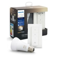 LED Dimmbare Glühbirne Philips HUE WHITE AMBIANCE 1xE27/8,5W/230V