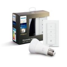 LED Dimmbare Glühbirne Philips HUE WHITE E27/9W/230V