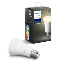 LED-Dimmer-Glühlampe Philips HUE WHITE E27/9W/230V 2700K