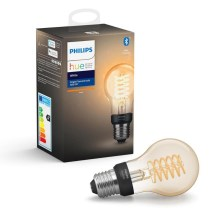 LED-Dimmer-Glühlampe Philips HUE WHITE FILAMENT A60 E27/7W/230V 2100K