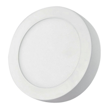LED Einbaupanel LED/12W/4000K Ring