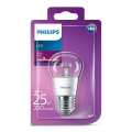 LED Glühbirne E27/4W/230V - Philips