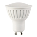 LED Glühbirne MILK LED GU10/7W/230V 2800K - GXLZ235