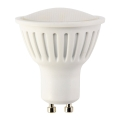 LED Glühbirne MILK LED GU10/7W/230V 6000K - GXLZ234